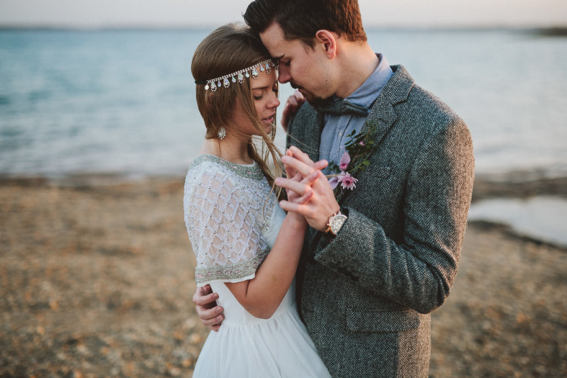 Hochzeitsinspiration: Kleines Abenteuer, eine Hochzeit zu zweit 52