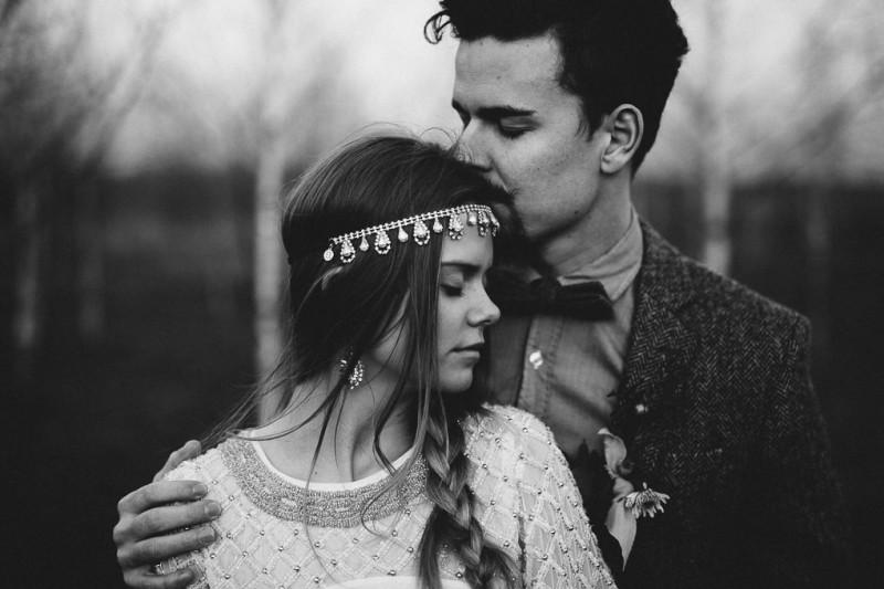 Hochzeitsinspiration: Kleines Abenteuer, eine Hochzeit zu zweit 49