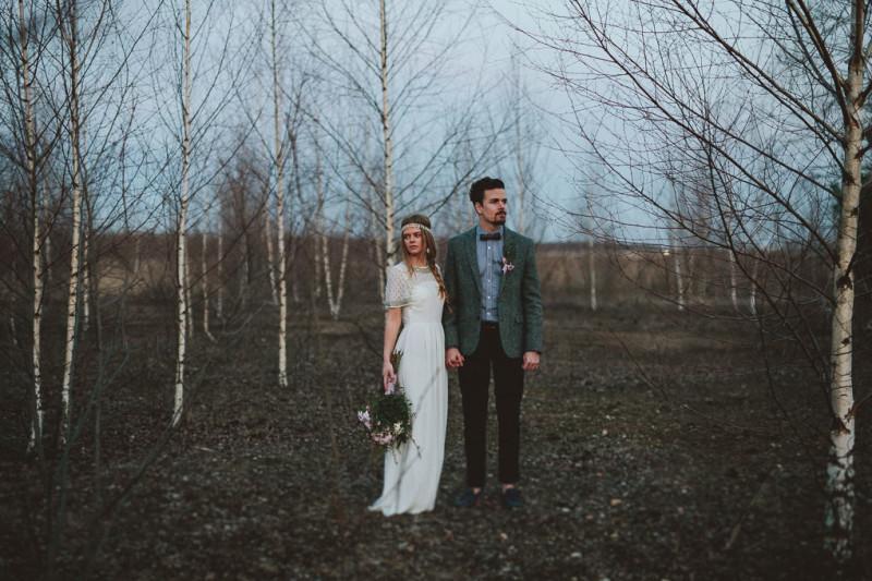 Hochzeitsinspiration: Kleines Abenteuer, eine Hochzeit zu zweit 48