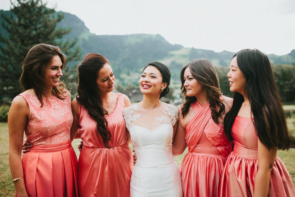 Brautjungern Kleider Hochzeit im A-Rosa Kitzbühel