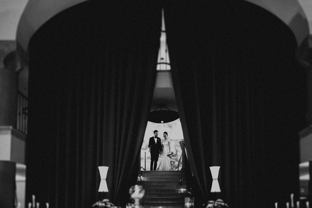 Vorhang auf Theater Zirkuszelt Hochzeit
