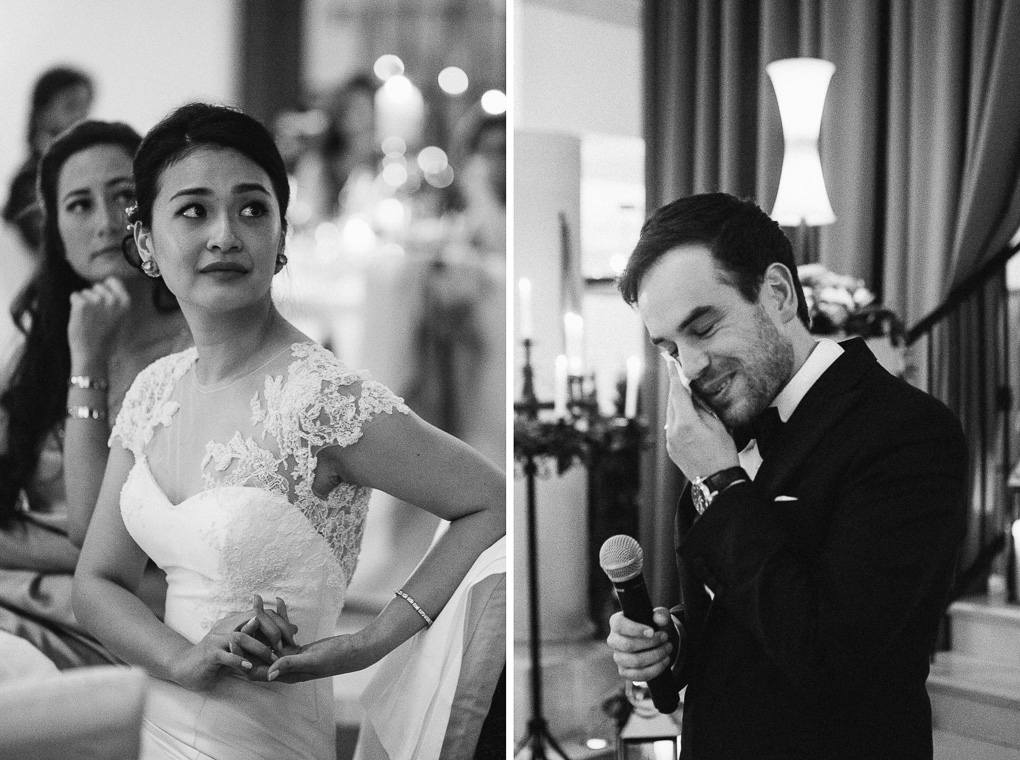 Rede Hochzeit im A-Rosa Kitzbühel