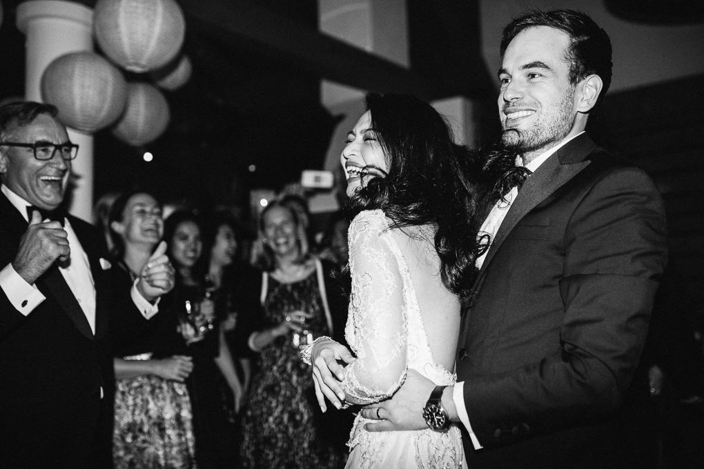 Party Hochzeitstanz mit Wunderkerzen Hochzeit im A-Rosa Kitzbühel