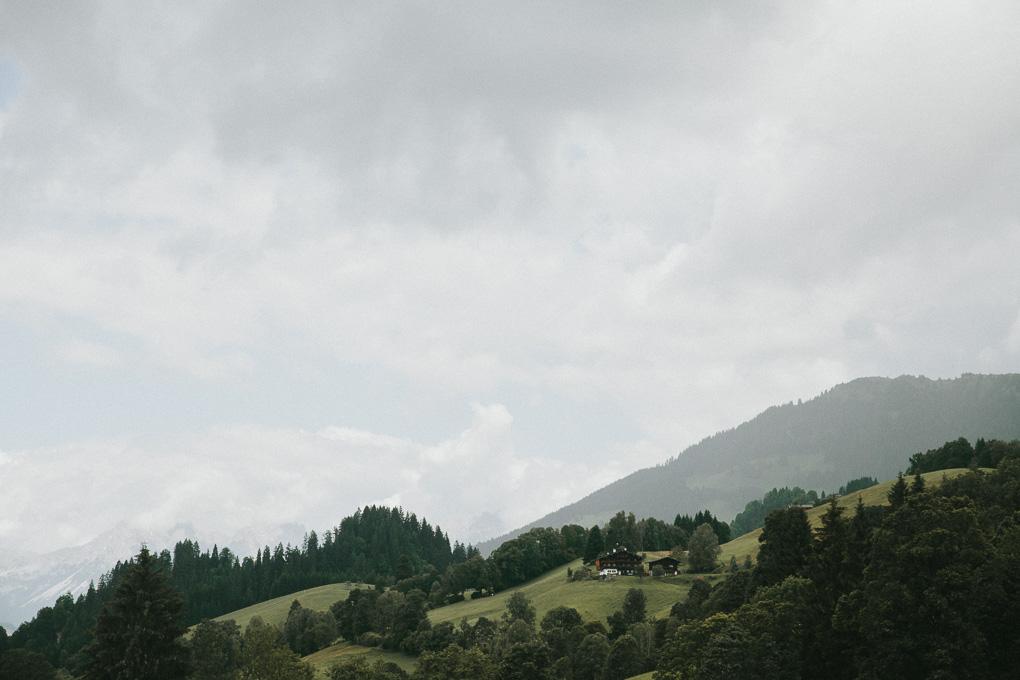 Hochzeit im A-Rosa Kitzbühel Österreich Berge