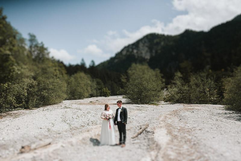 Hochzeitsfotograf München im Moarhof Samerberg