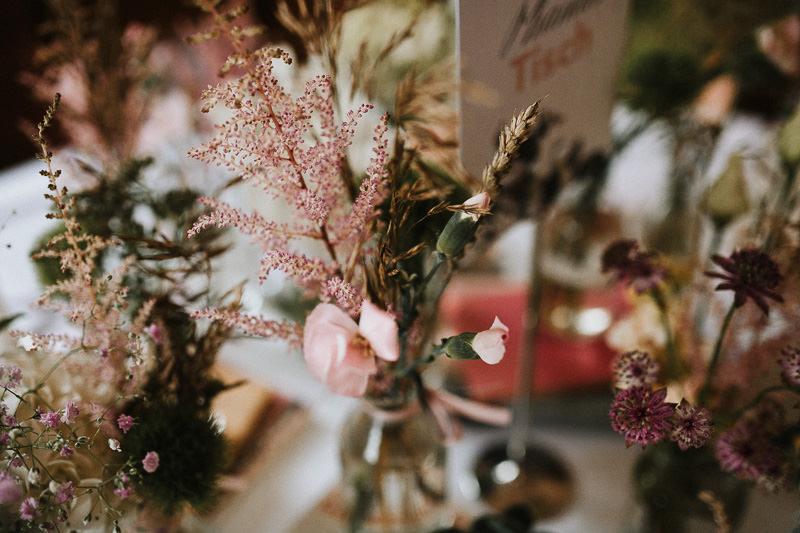Blumendekoration Hochzeit Berlin