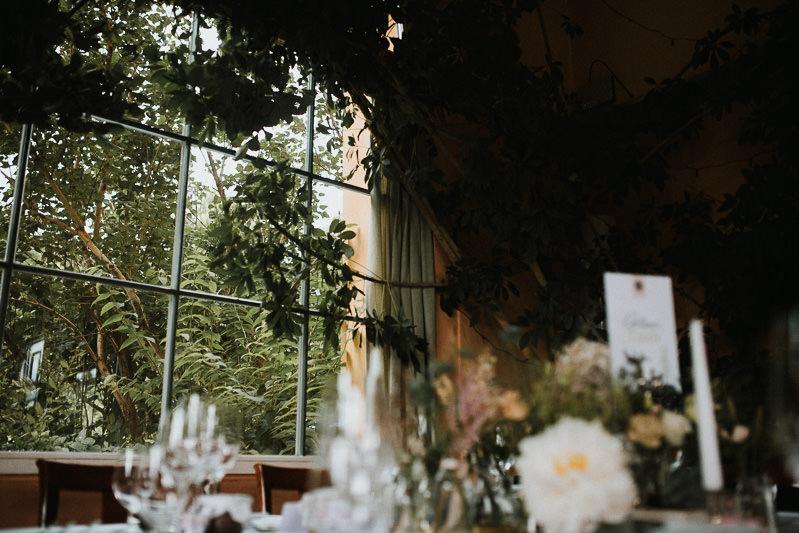 Orangerie Hochzeitsfeier in Berlin Schloss Ziethen