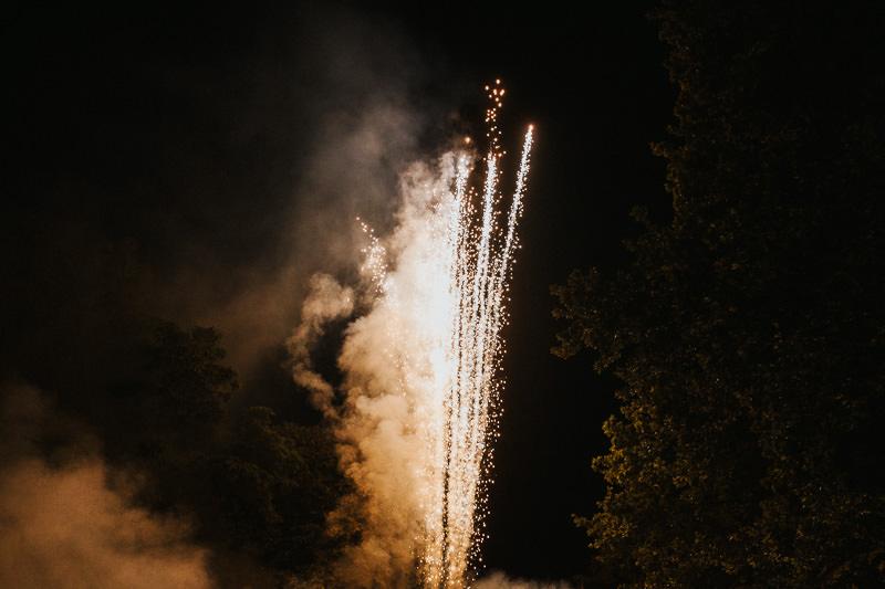 Hochzeitsfotograf Berlin Feuerwerk