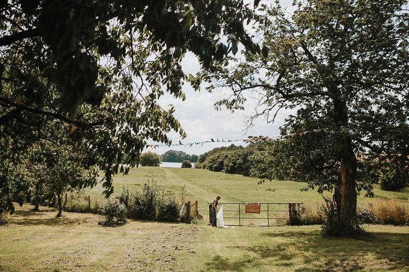 DIY Vintage Hochzeit in Kiel Schwerin freie Trauung am See