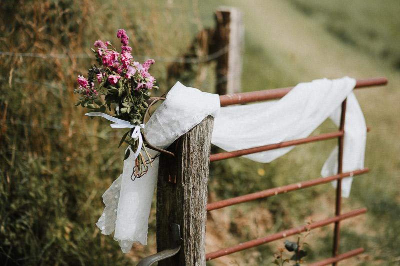 DIY Vintage Hochzeit Deko Blumen