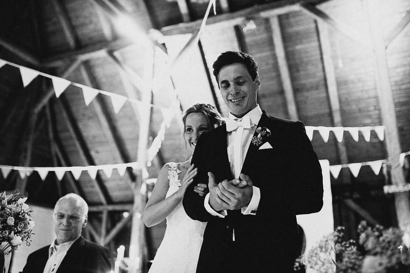 DIY Vintage Hochzeit auf Hof Brache bei Kiel Hochzeitsrede
