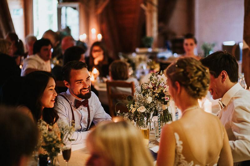 DIY Hochzeit auf Hof Brache Hochzeitsfeier