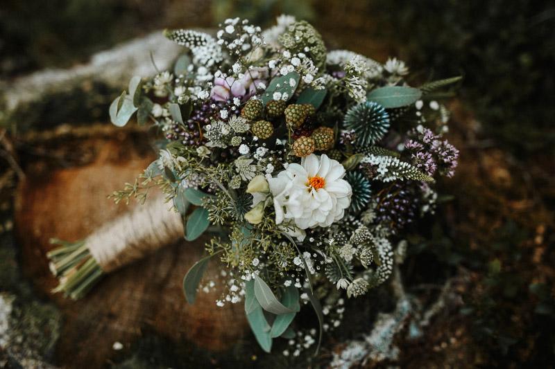 Hochzeit alte Gärtnerei Muenchen Blumen Bouquet