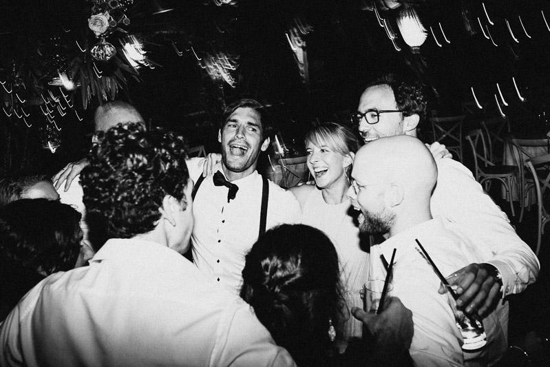 Vintage Hochzeit Party in der alten Gärtnerei Taufkirchen München